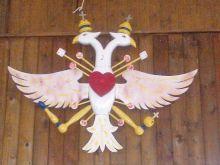 Himmelfahrtsfest 2013 Holzvogel