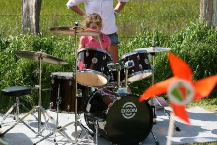 Auch für die Musikfans war etwas dabei  (Foto:R.Böcker)