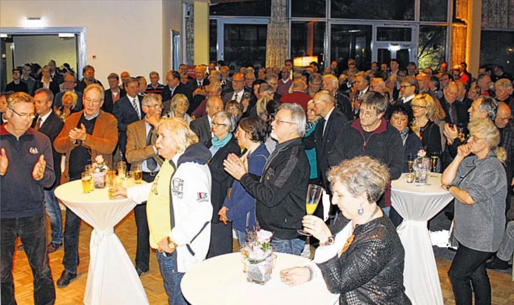 2016 Neujahrsempfang Scharbeutz